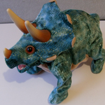 PLAYSKOOL KOTA & PALS STOMPERS TRICERATOPS excellent condition @sold@